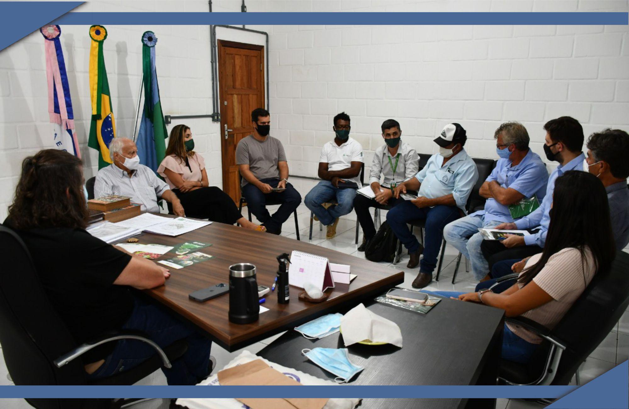 FEDERAÇÃO DA AGRICULTURA REAFIRMA SEU COMPROMISSO DE PARCERIA COM A PREFEITURA DE SÃO MATEUS