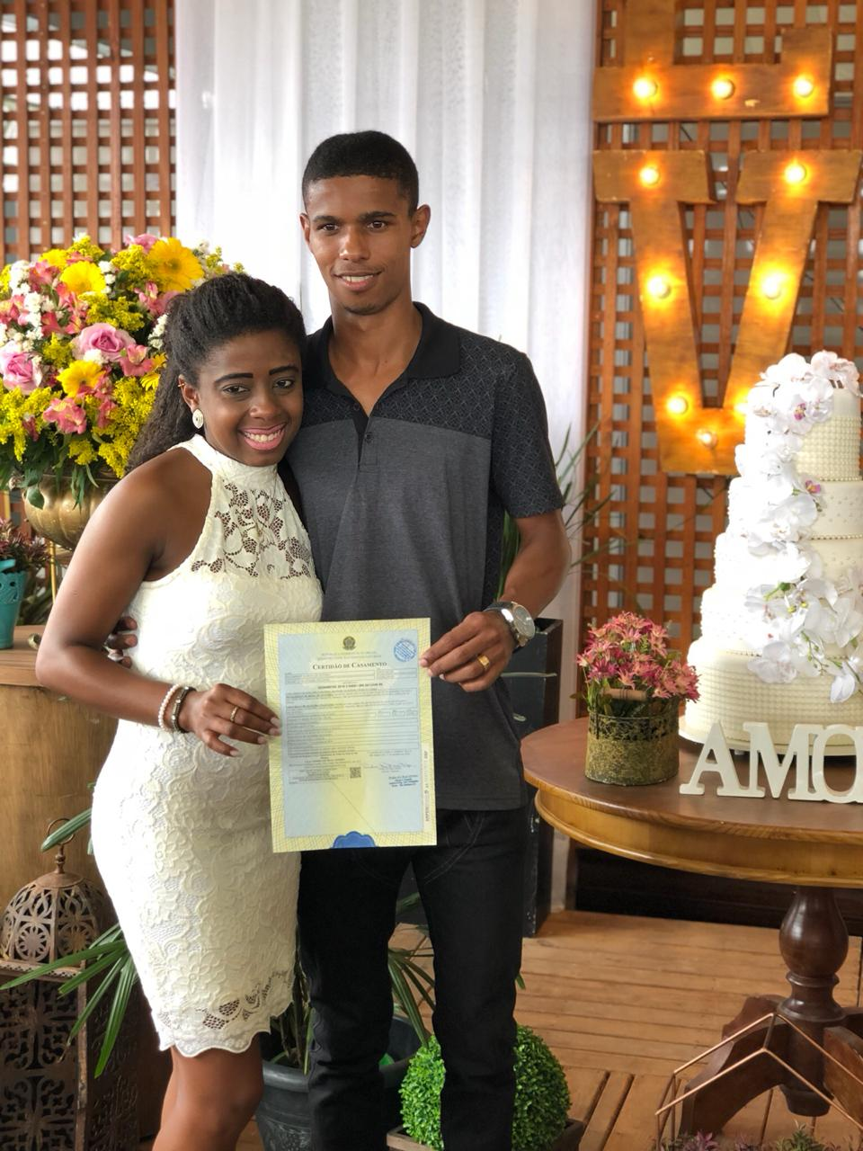 Prefeitura de São Mateus, através da Secretaria Municipal de Assistência Social realiza o Casamento Comunitário