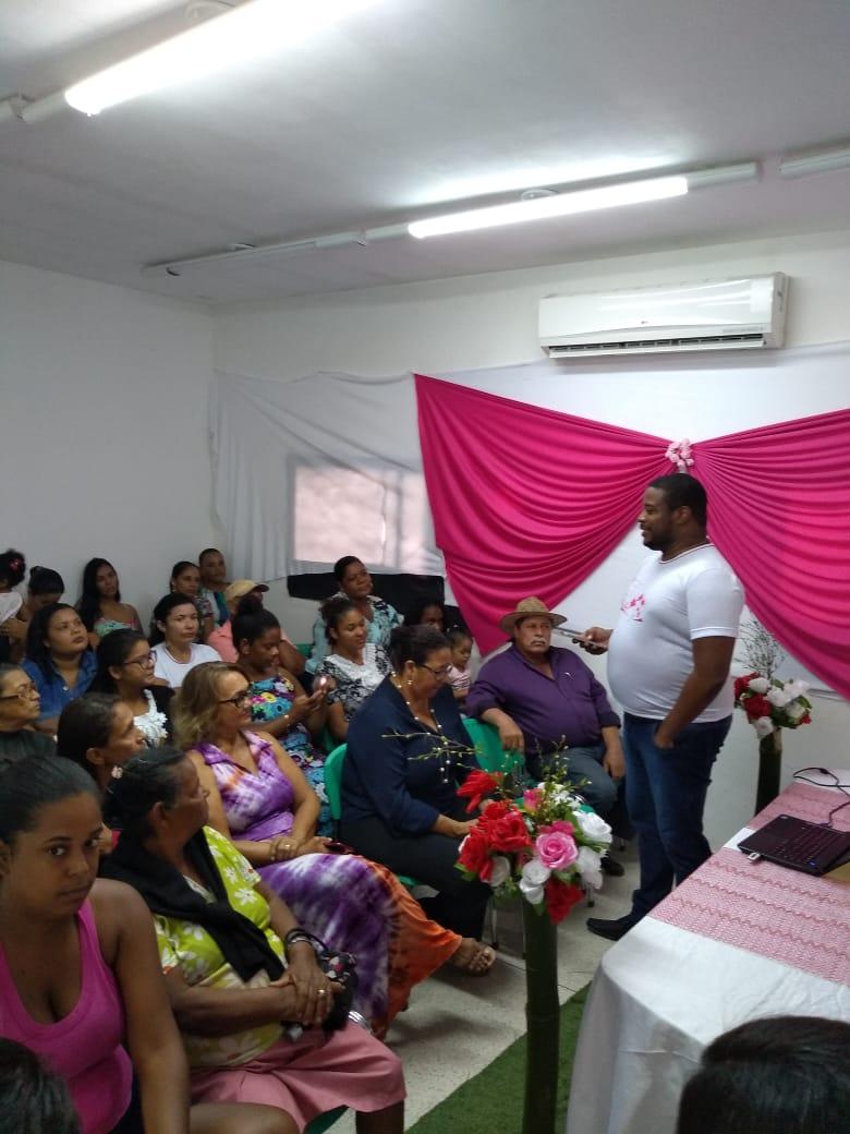 PREFEITURA REALIZA AÇÃO ESPECIAL EM PROL DA SAÚDE DA MULHER NA COMUNIDADE DO NATIVO