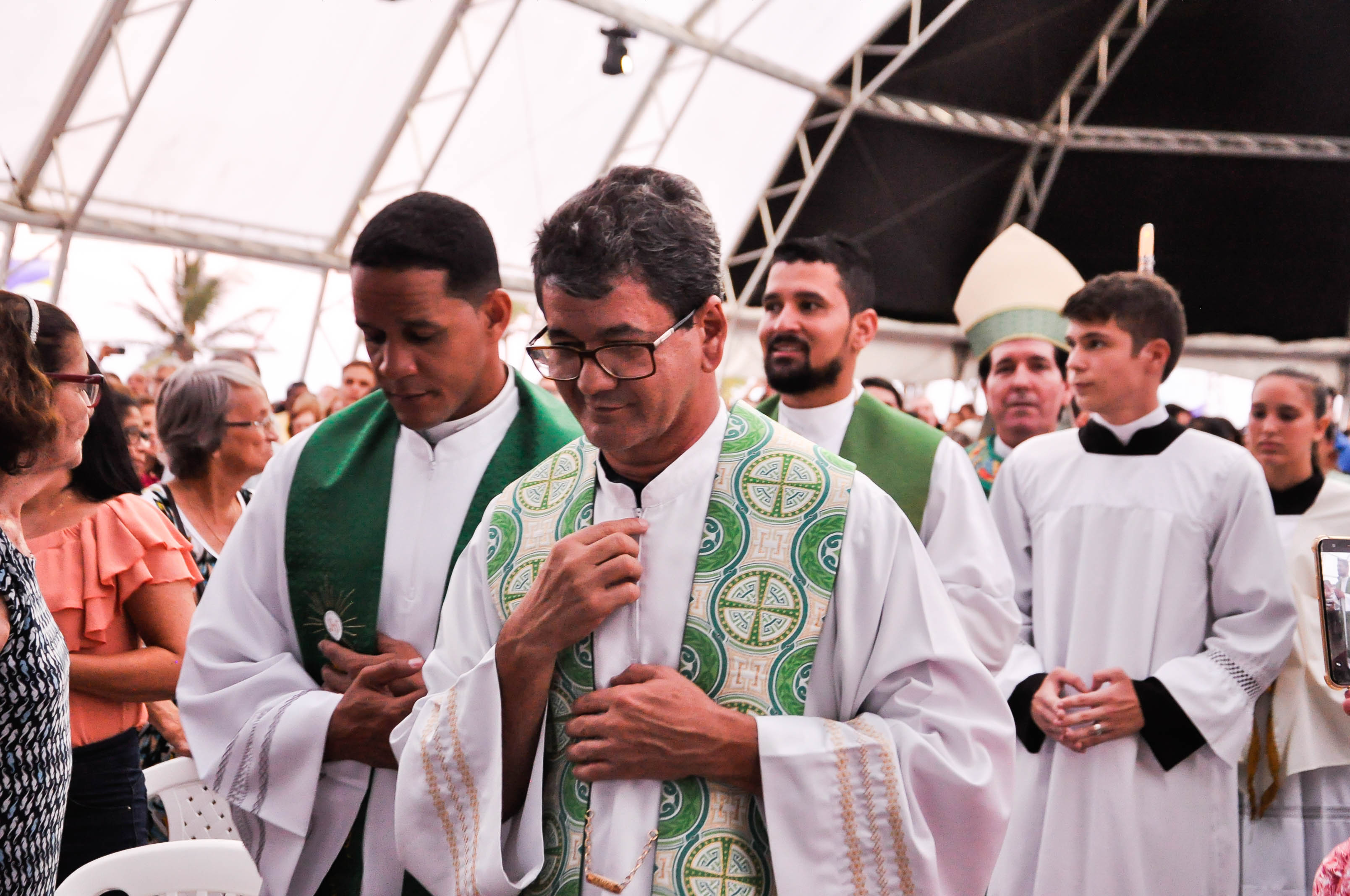 """Missa de Envio abre programação do """"Jesus no Litoral"""""""