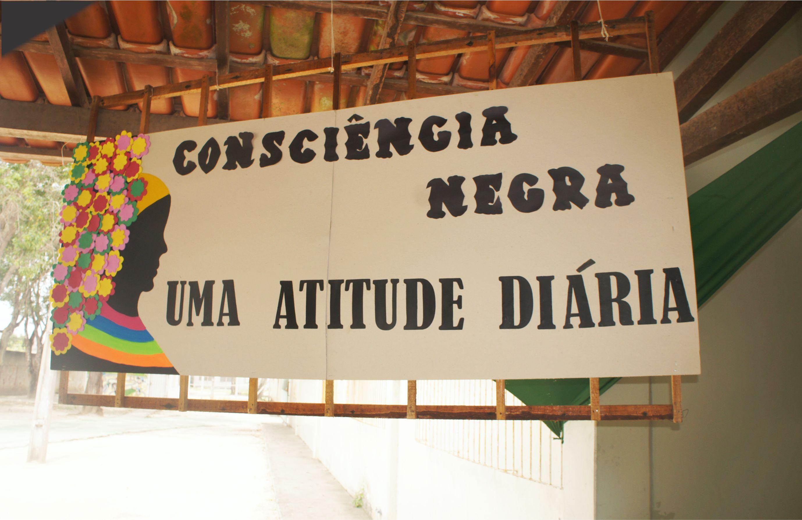 Escola Municipal traz releituras de obras de arte africanas para debater Consciência Negra