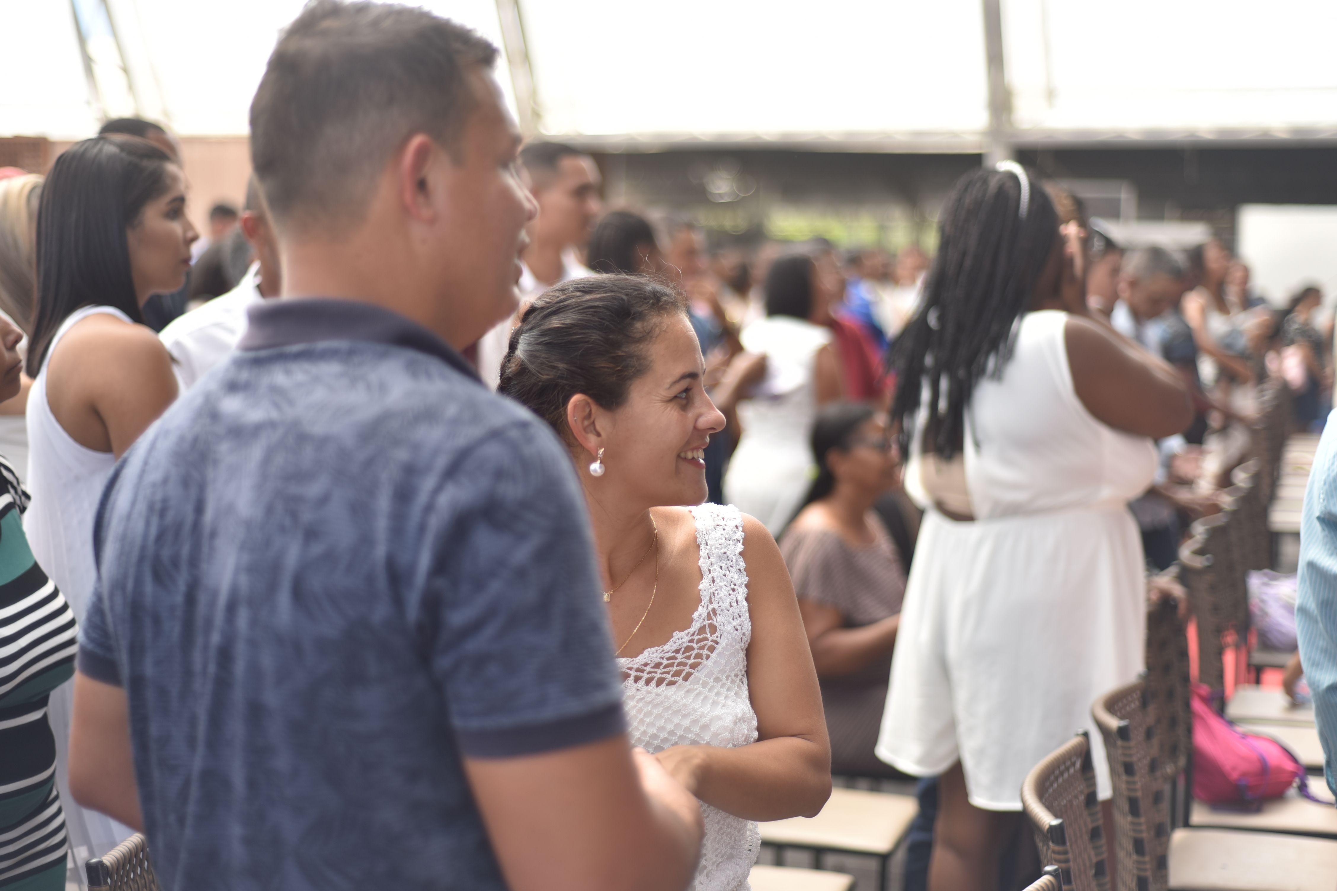 CASAMENTO COMUNITÁRIO REALIZADO NA EXPOSAMA 2019: CLIQUE PARA VER O ÁLBUM DE FOTOS