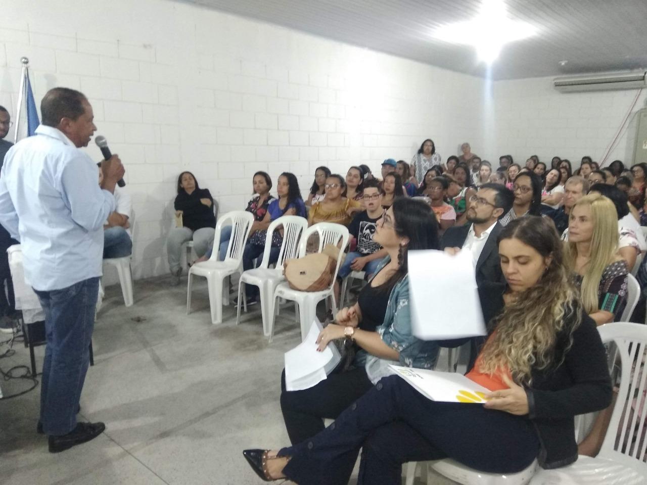 FÓRUM PARA FAMÍLIAS DE ESTUDANTES COM DEFICIÊNCIA É SUCESSO EM SÃO MATEUS