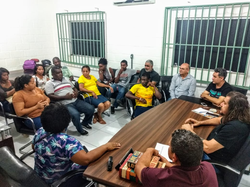 CASA DA FARINHA SERÁ ADMINISTRADA POR 16 FAMÍLIAS QUILOMBOLAS NA FESTA DA CIDADE