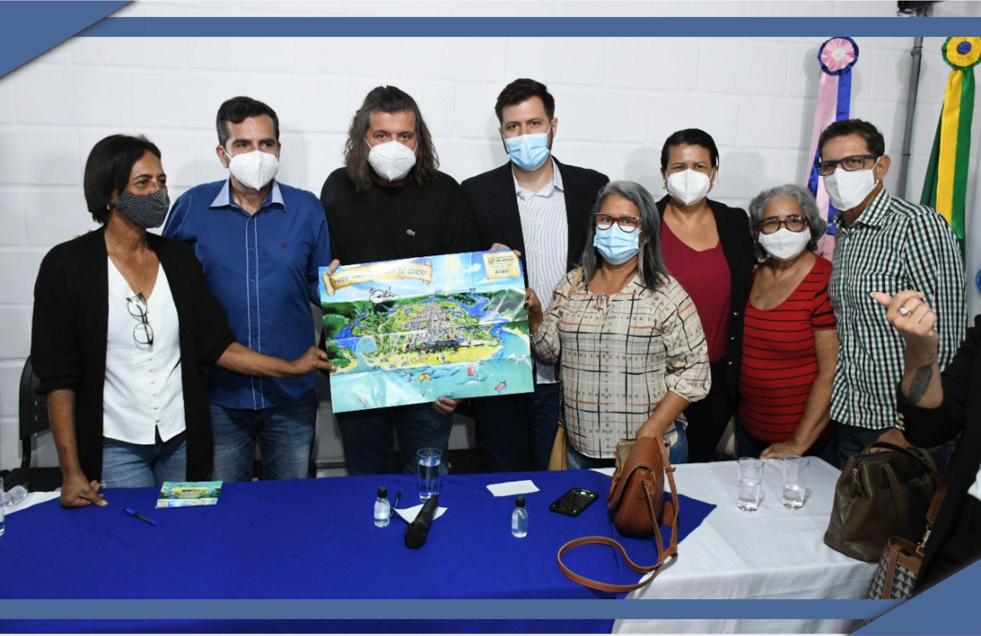 PREFEITURA DE SÃO MATEUS E DETRAN ASSINAM ORDEM DE SERVIÇO PARA IMPLANTAÇÃO E MANUTENÇÃO DE SINALIZAÇÃO EM GURIRI