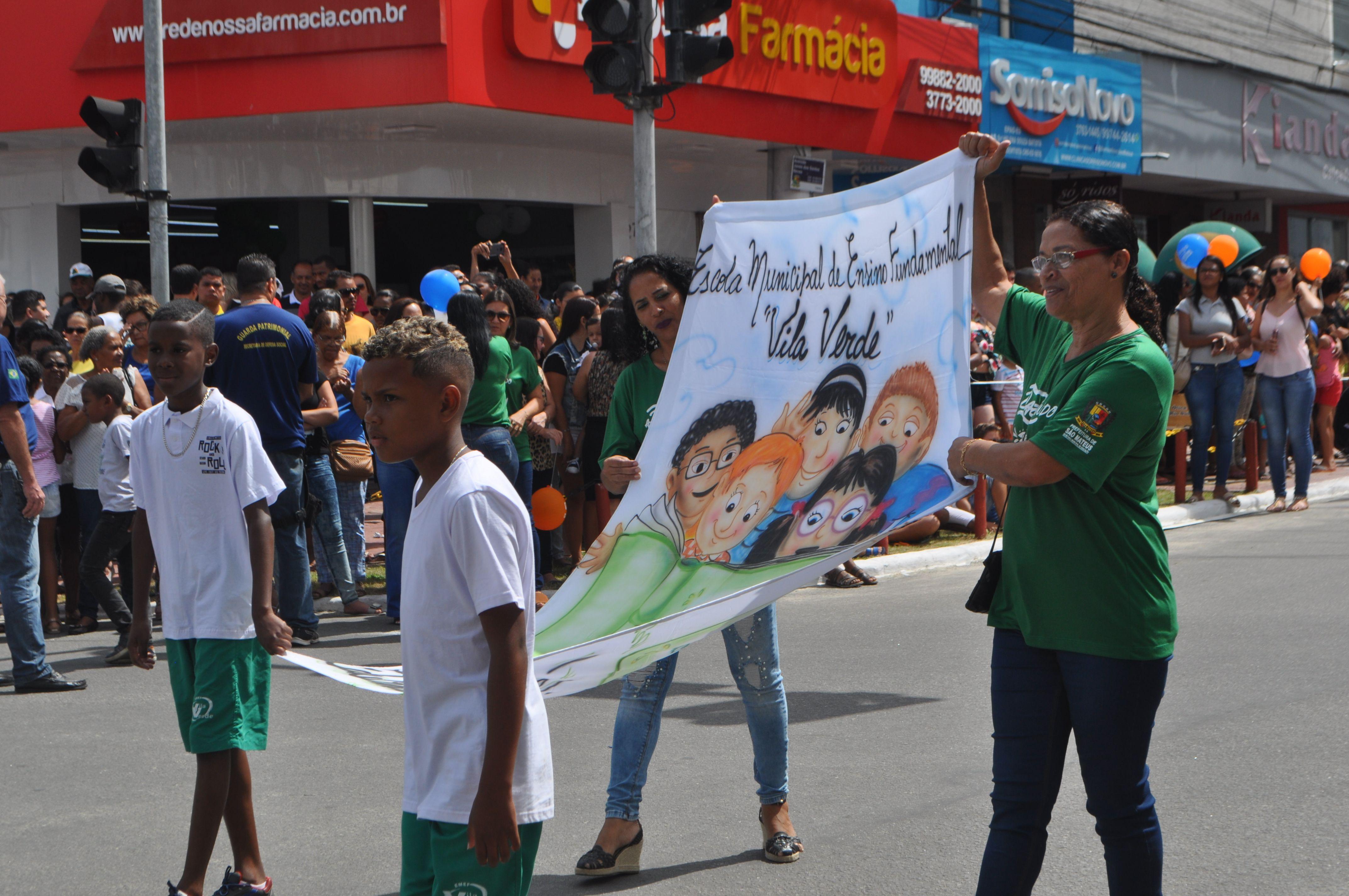 Desfile Cívico - Parte 2