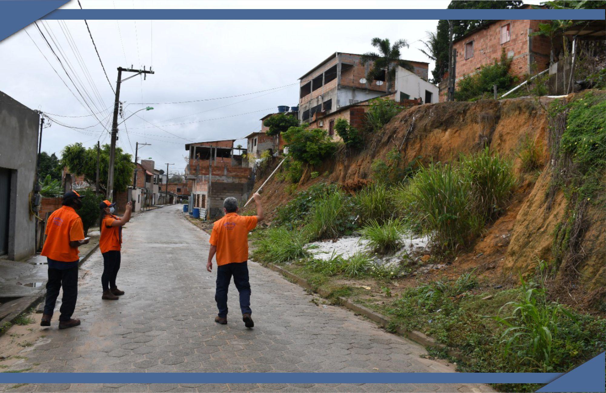 CHUVAS NÃO DÃO TRÉGUA EM SÃO MATEUS E DEFESA CIVIL SEGUE MONITORANDO ÁREAS DE RISCO