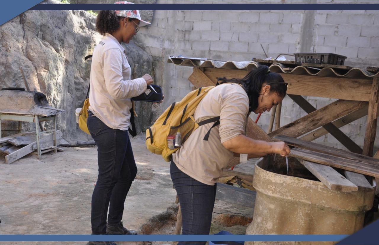 COMBATE AO AEDES AEGYPT: MUTIRÃO CONTRA A DENGUE CHEGA AOS BAIRROS RIBEIRÃO, MORADA DO RIBEIRÃO E SALVIANO