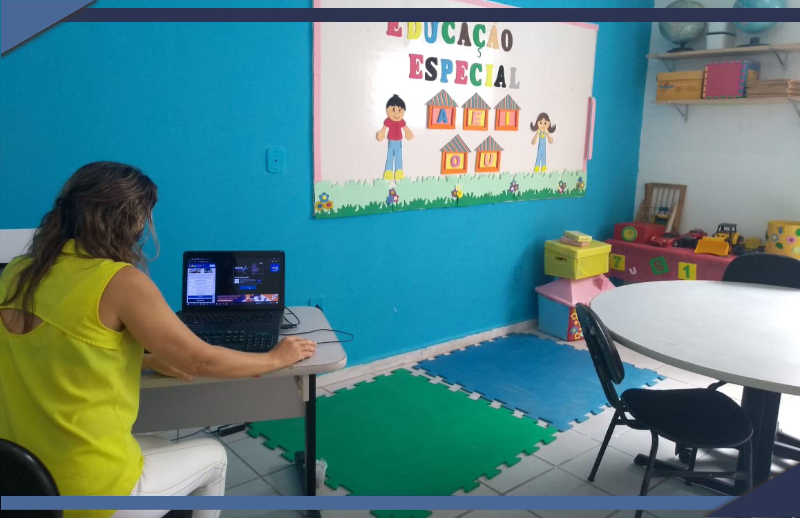 PREFEITURA DE SÃO MATEUS AMPLIA RECURSOS PEDAGÓGICOS DA EDUCAÇÃO ESPECIAL