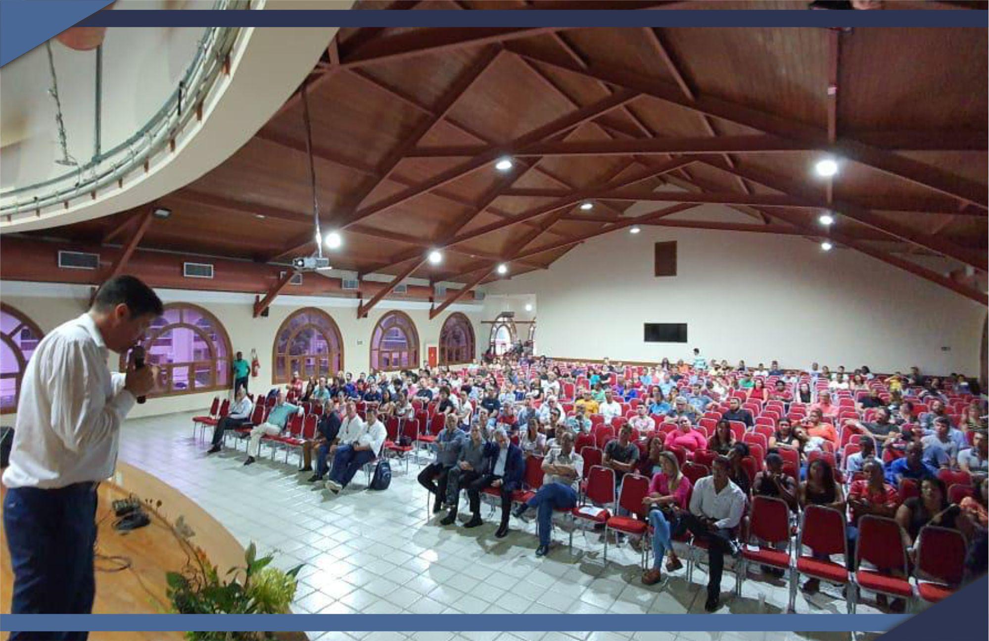 Quase 800 pessoas inscritas! FÓRUM DE EMPREGO, INOVAÇÃO E TECNOLOGIA É SUCESSO ABSOLUTO EM SÃO MATEUS