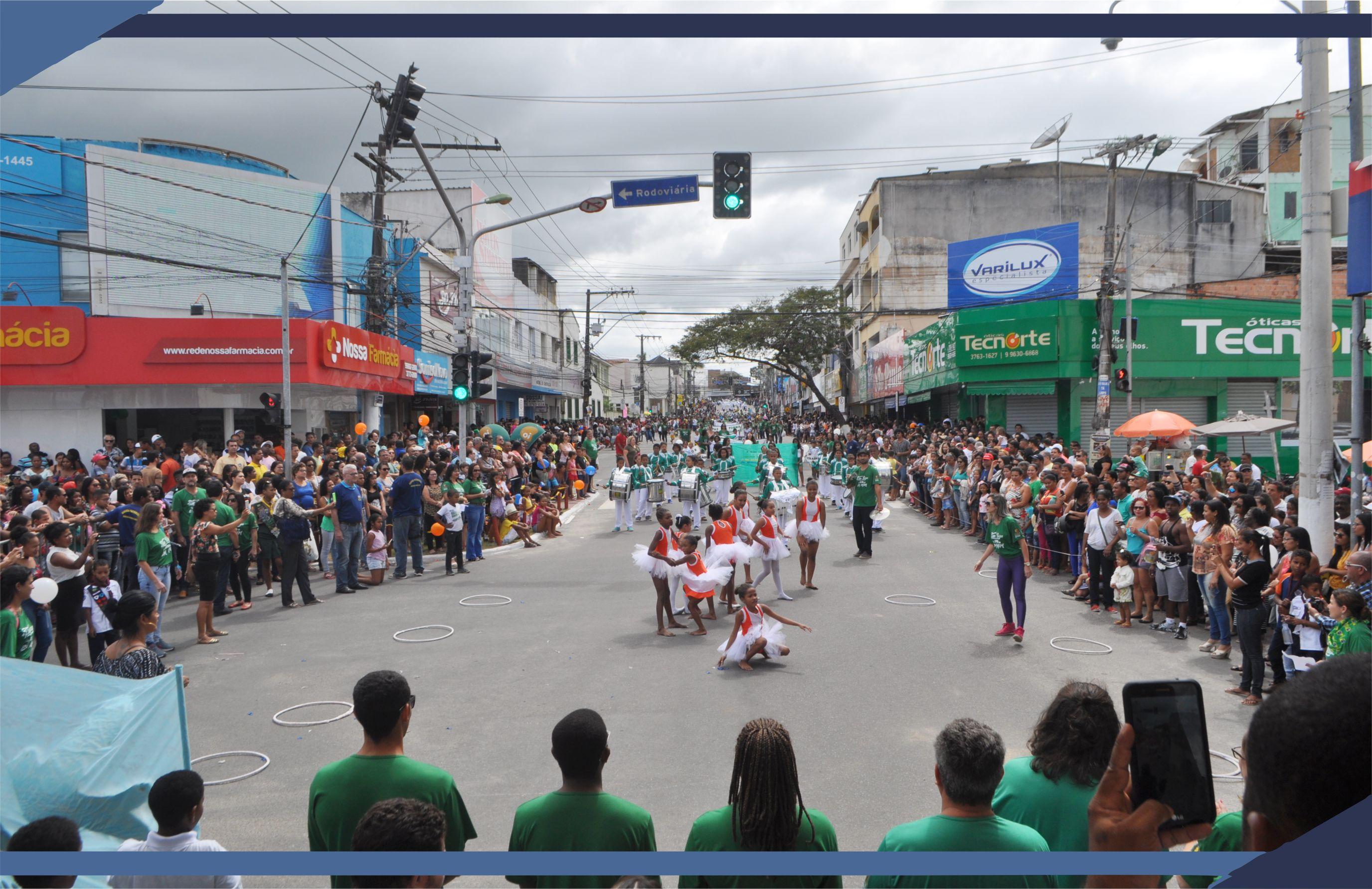 Desfile Cívico de São Mateus