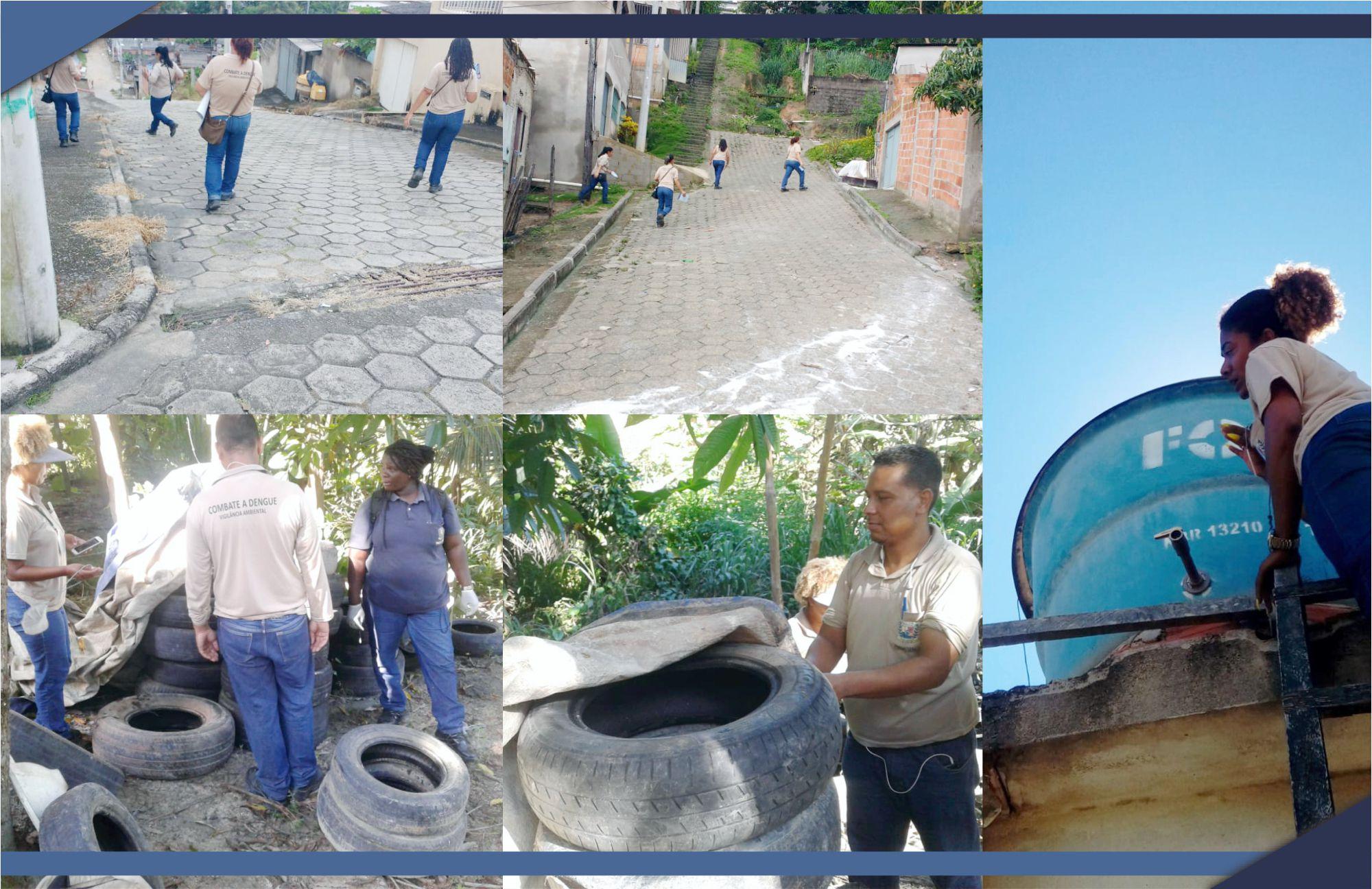 PMSM realiza cronograma de combate ao mosquito Aedes aegypti