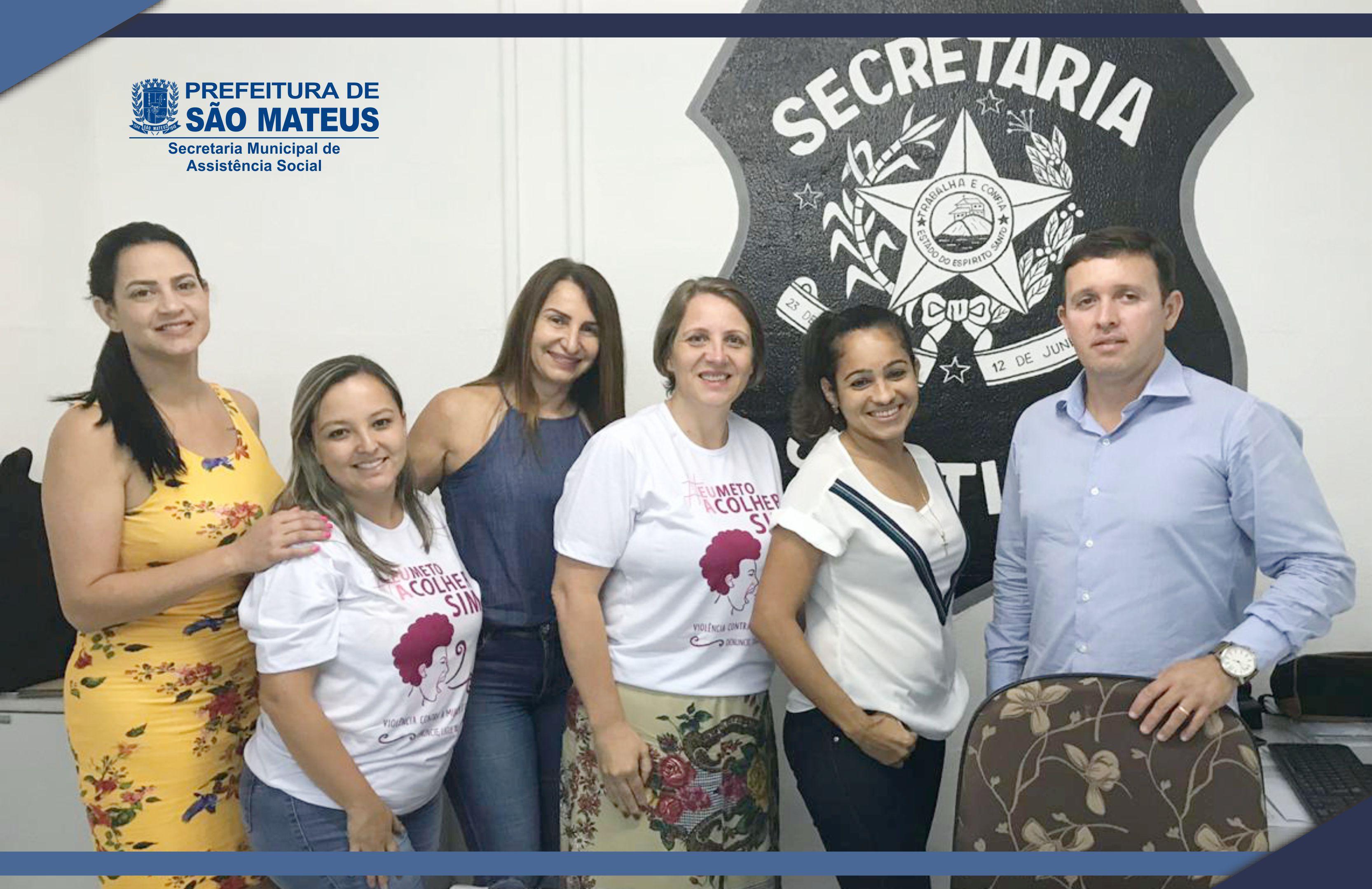 PMSM promove assistência social à população carcerária de São Mateus