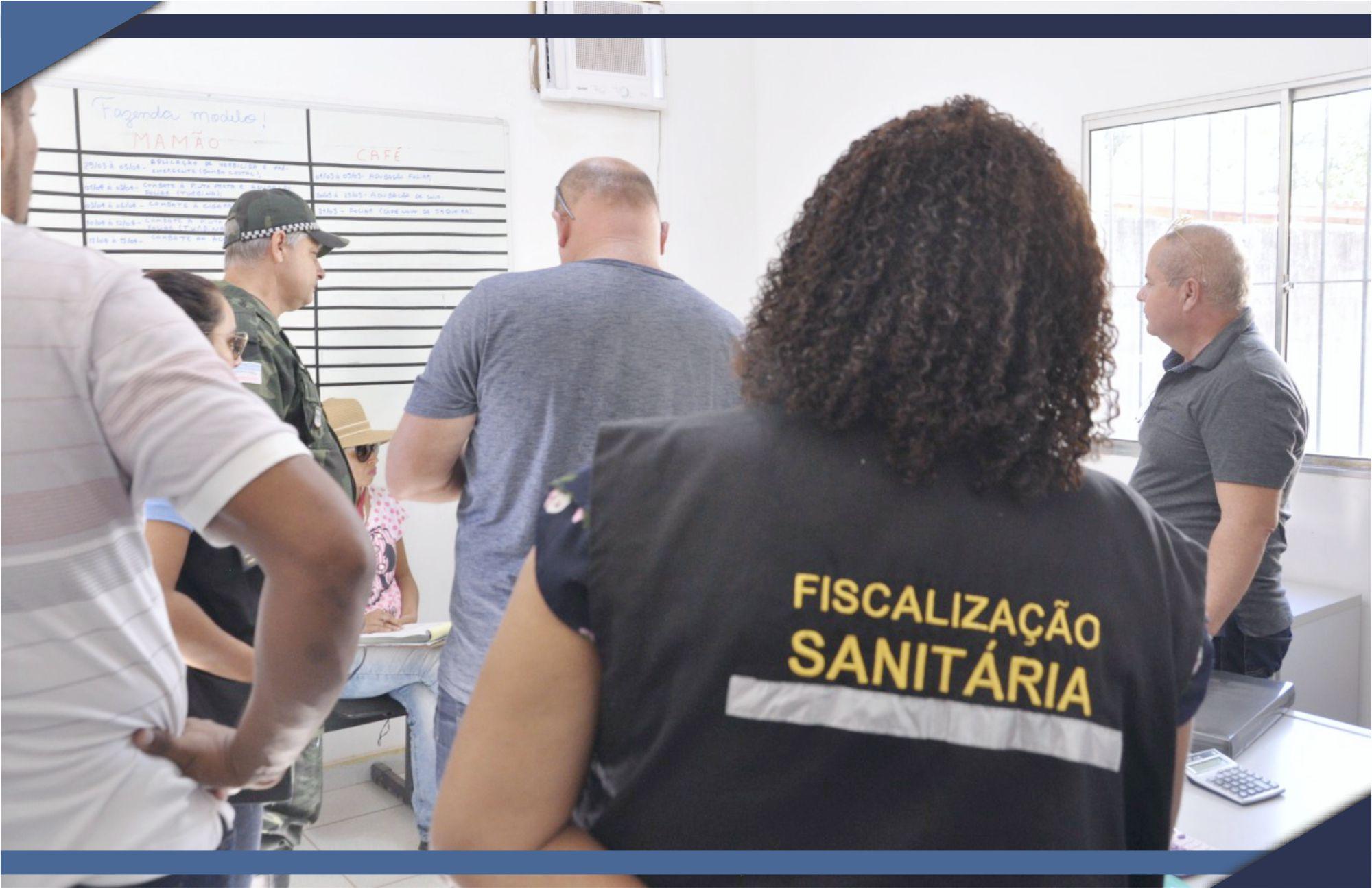 PREFEITURA E POLÍCIA AMBIENTAL INSPECIONAM FAZENDA QUE VEM CAUSANDO FORTE ODOR EM SÃO MATEUS