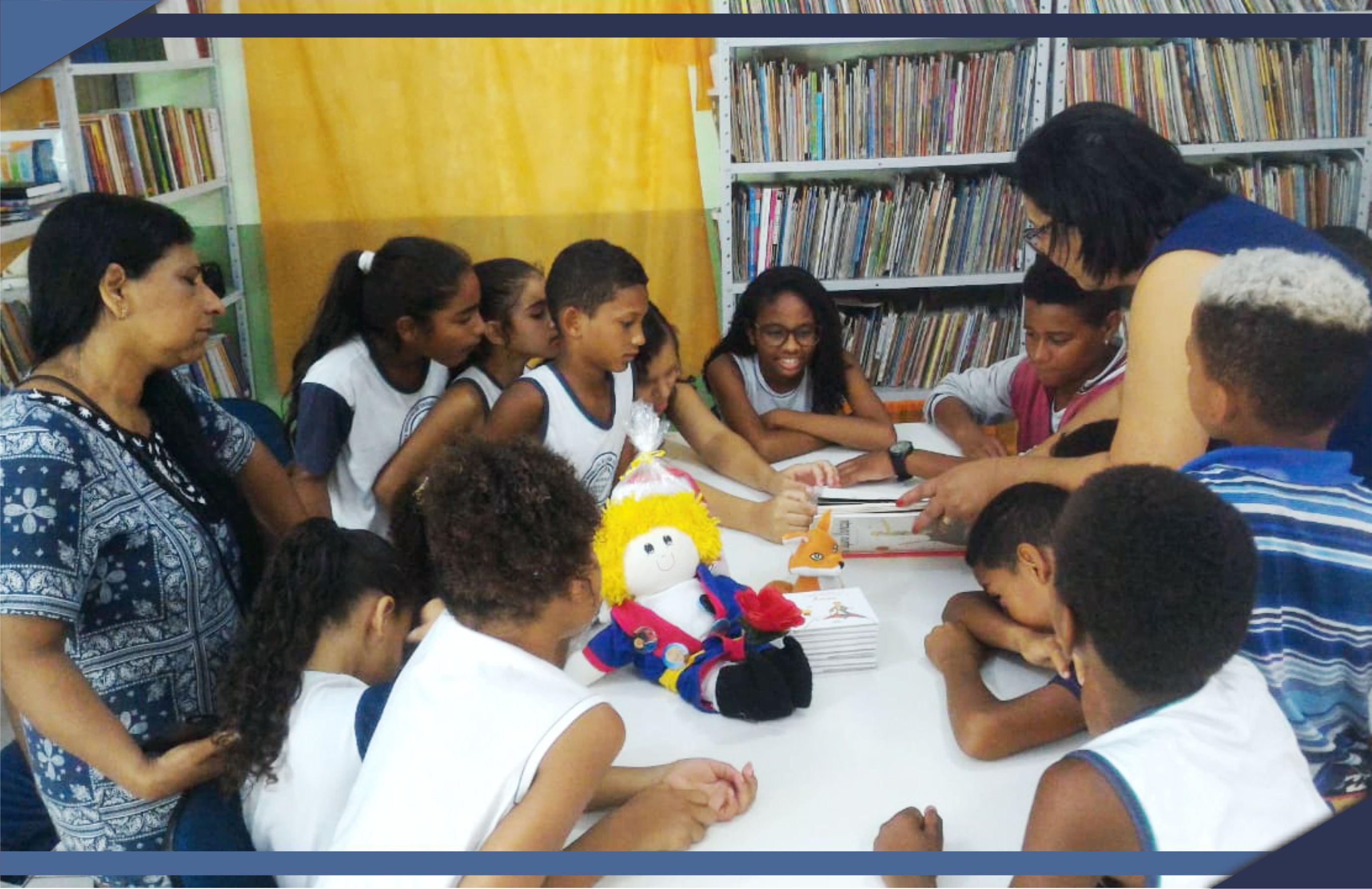 PMSM: Escolas Municipais realizam programação especial com a comunidade do bairro SEAC