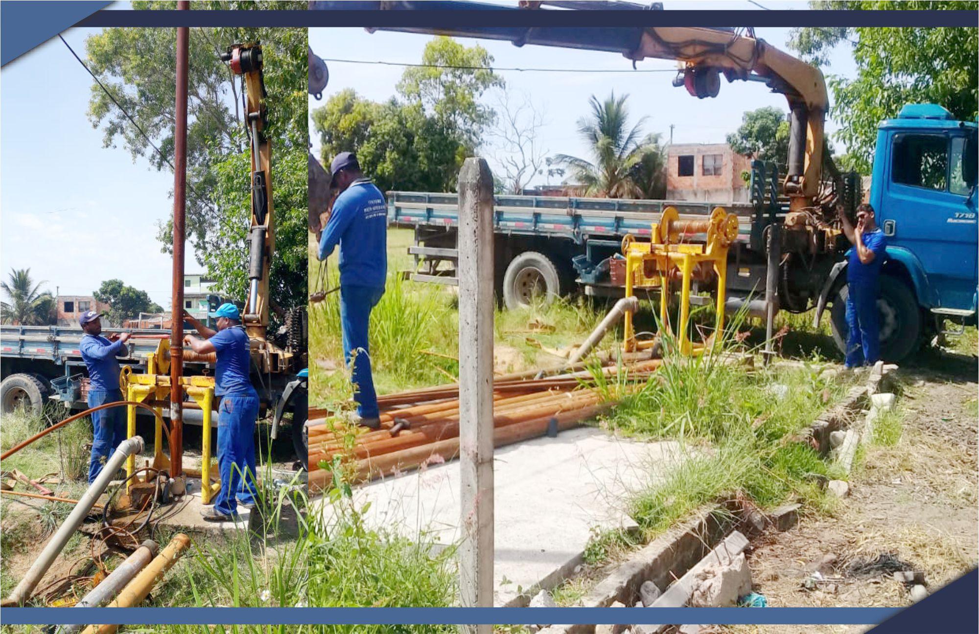 SAAE esclarece sobre paralisação de fornecimento de água em 4 bairros