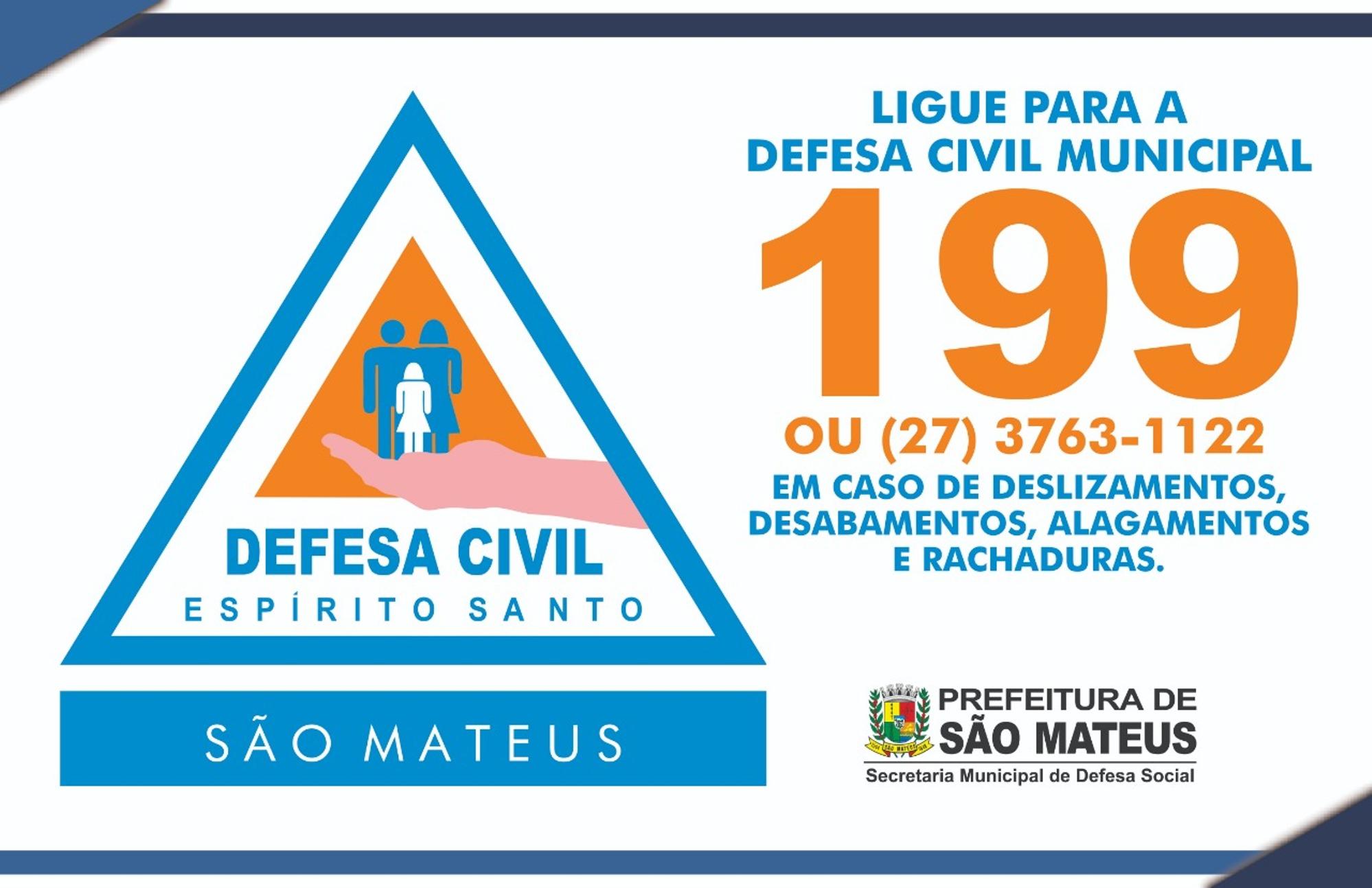 ALERTA DE TEMPESTADES NO MUNICÍPIO DE SÃO MATEUS