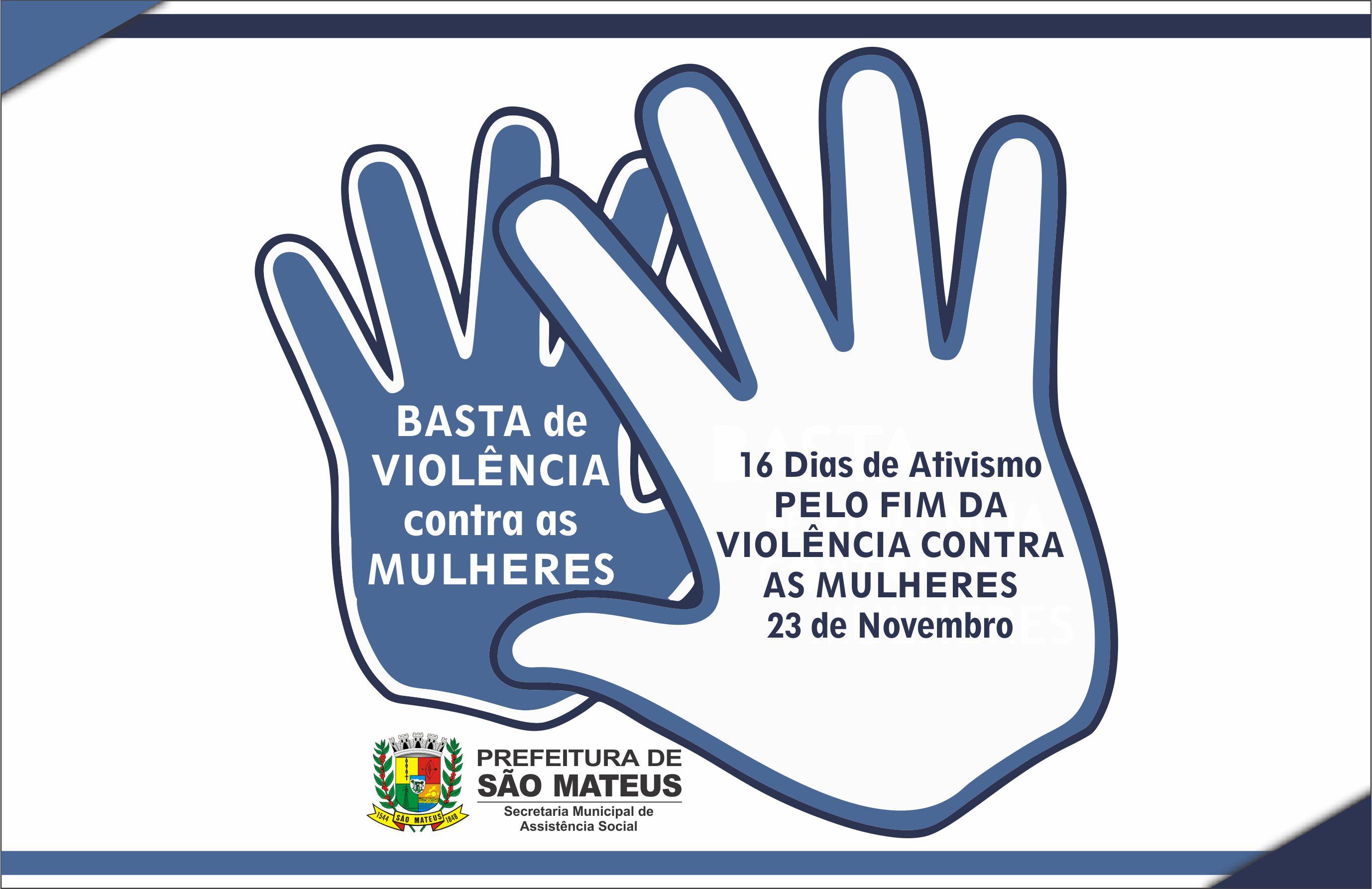 São Mateus adere à campanha mundial pelo fim da violência contra as mulheres