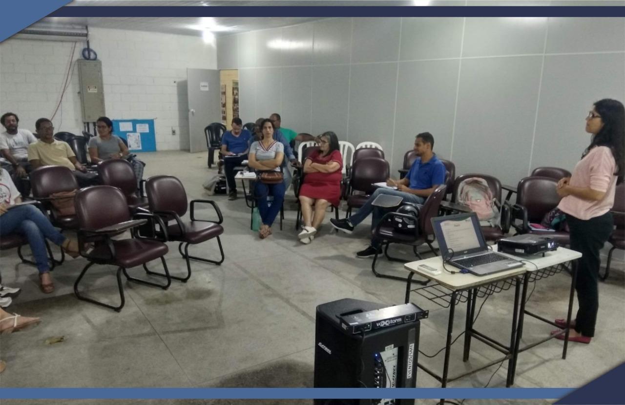 VAI COMEÇAR O PROJETO BANDA NA ESCOLA 2019