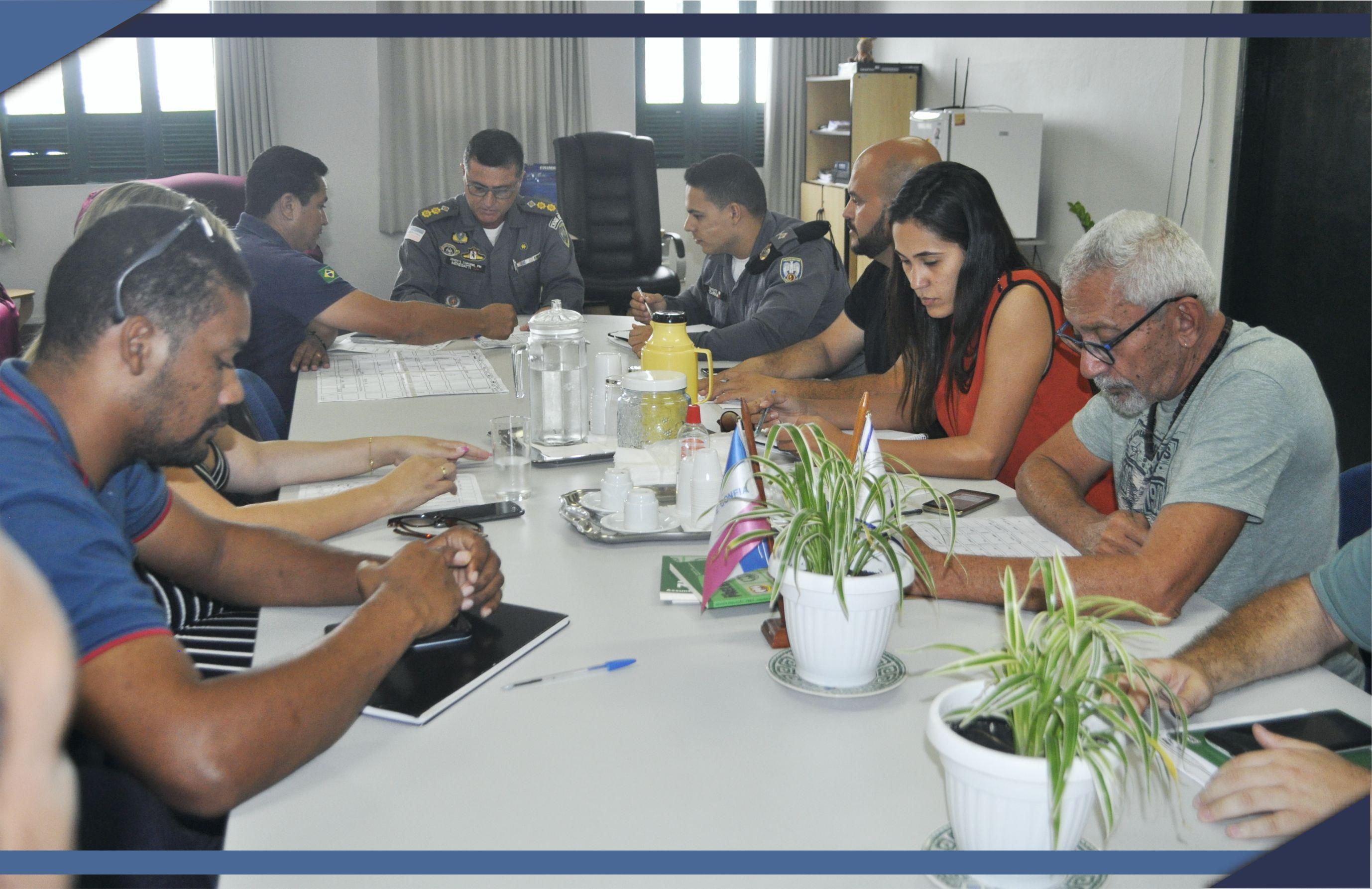 PMSM reafirma parceria com Polícia Militar para festividades do Réveillon