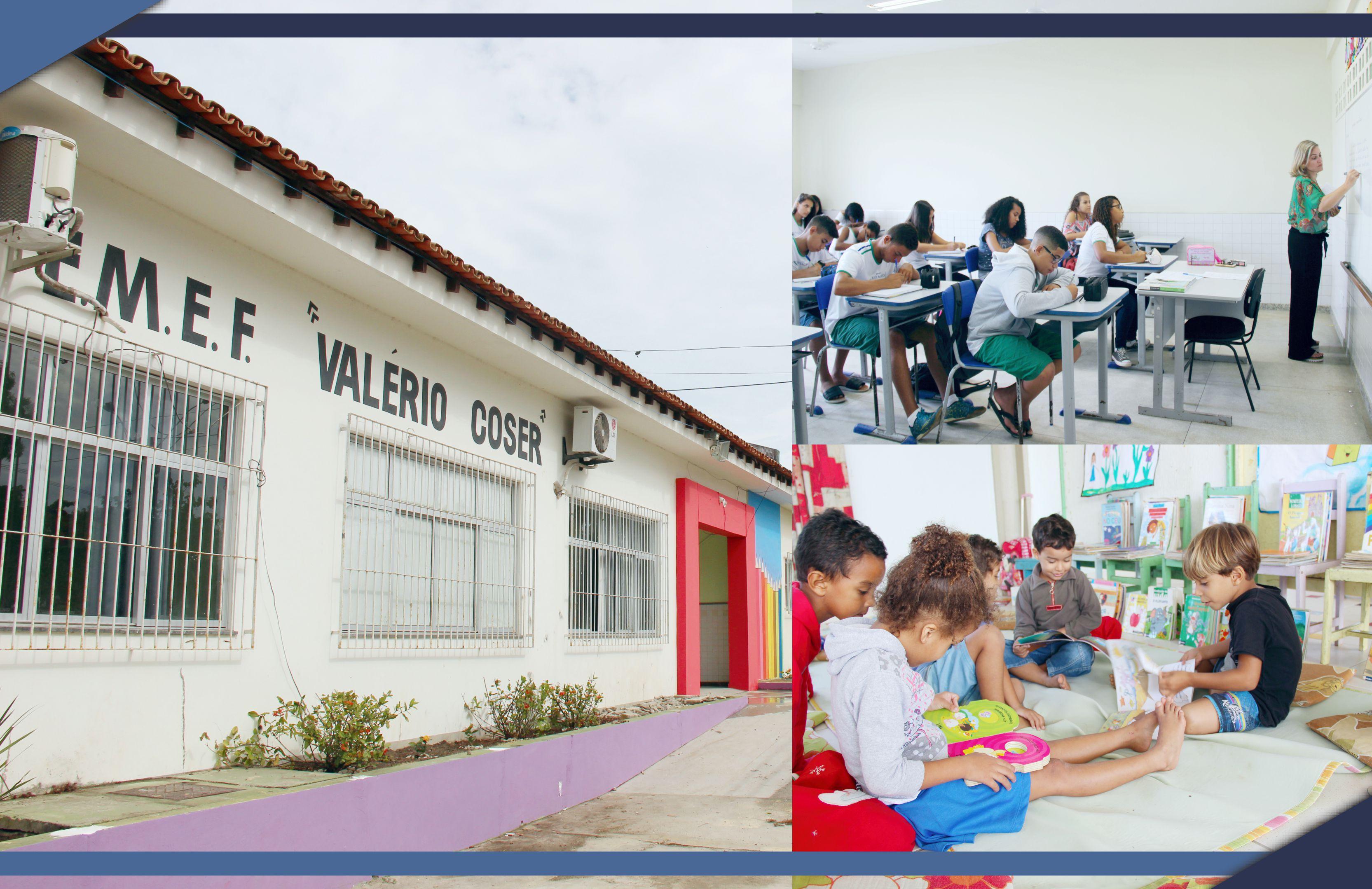 Escolas Municipais iniciam ano letivo