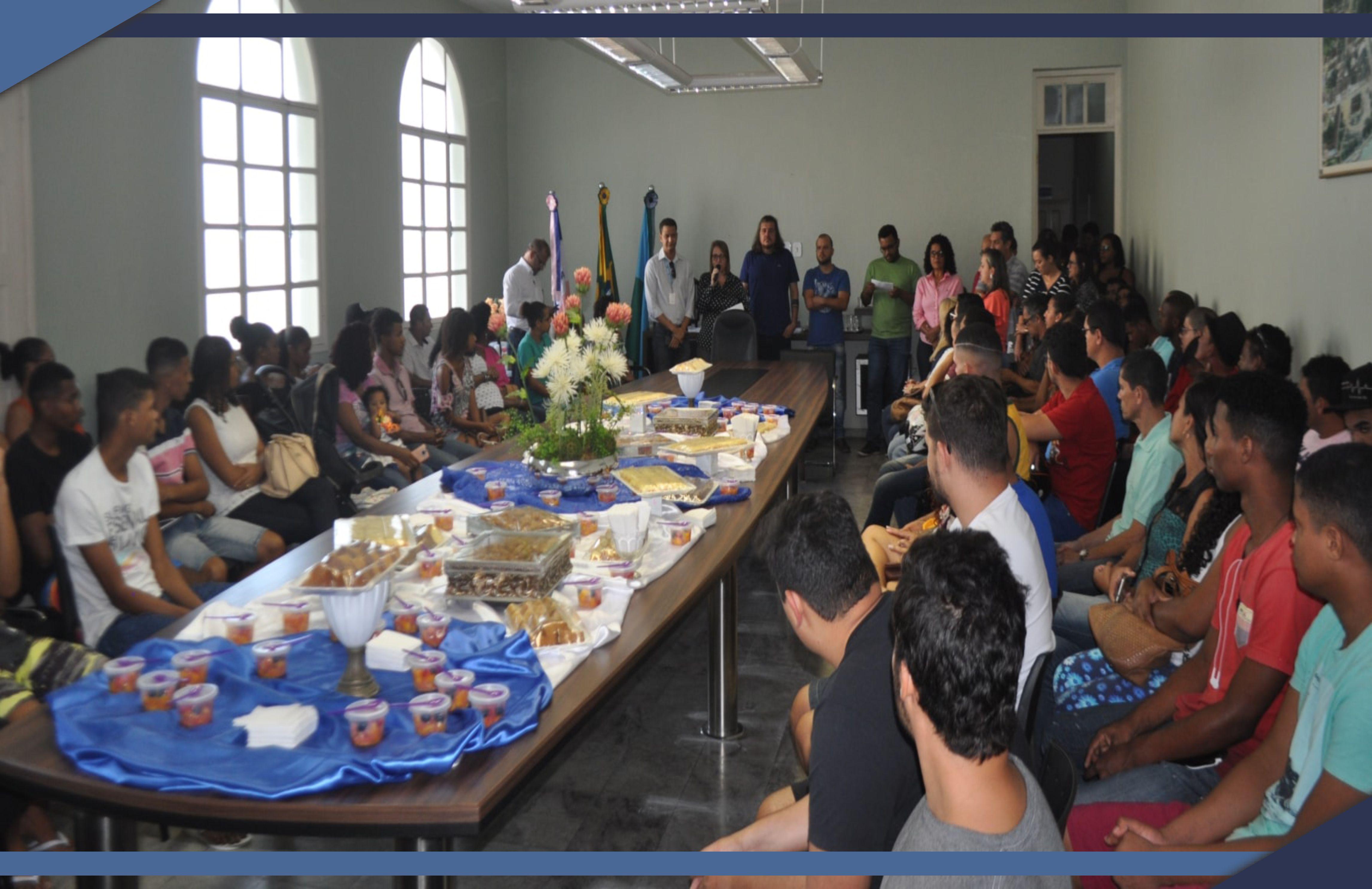 Prefeitura inaugura Programa Municipal de Capacitação Profissional, IdeAção