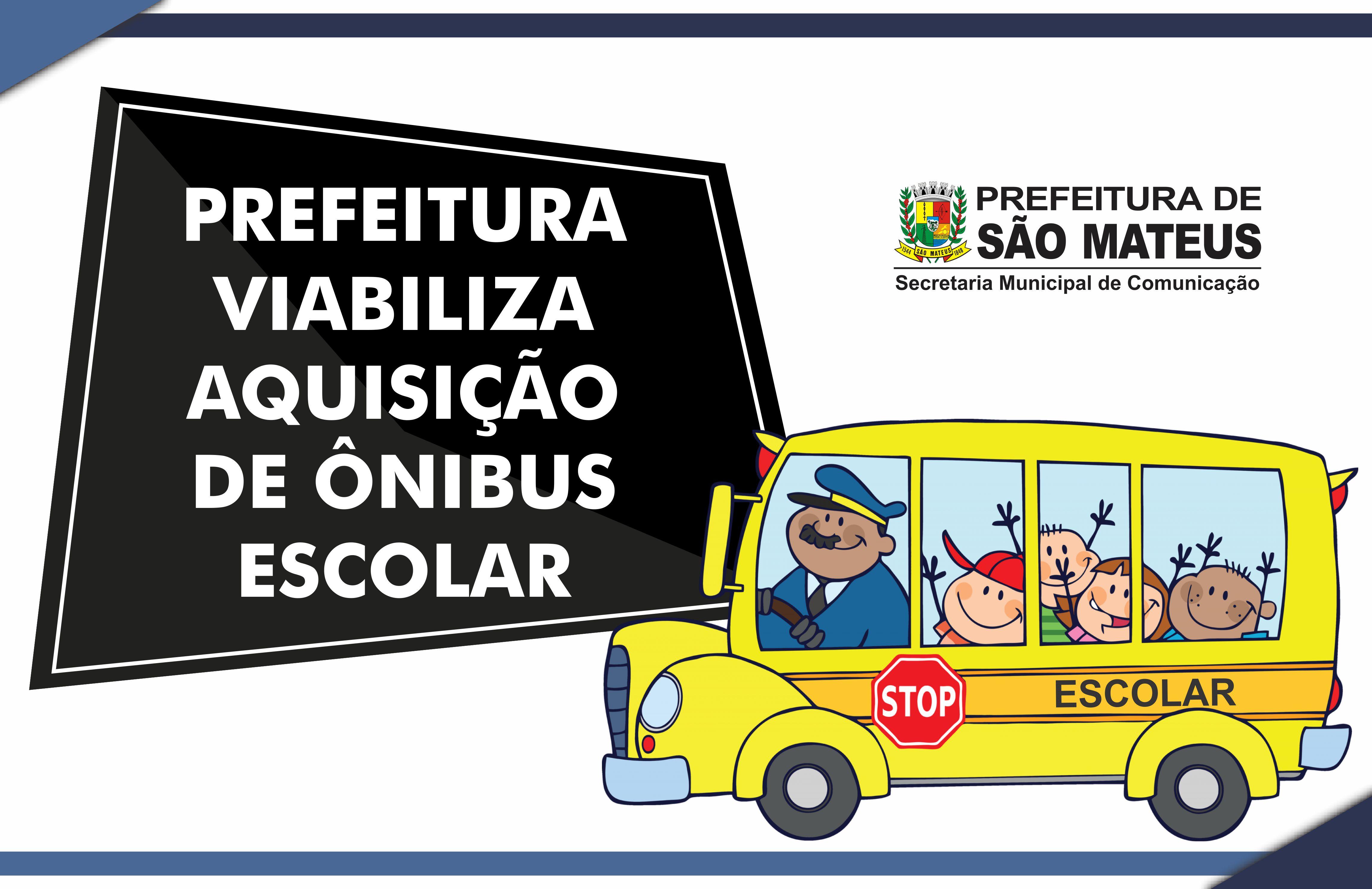 Prefeitura viabiliza aquisição de ônibus escolar