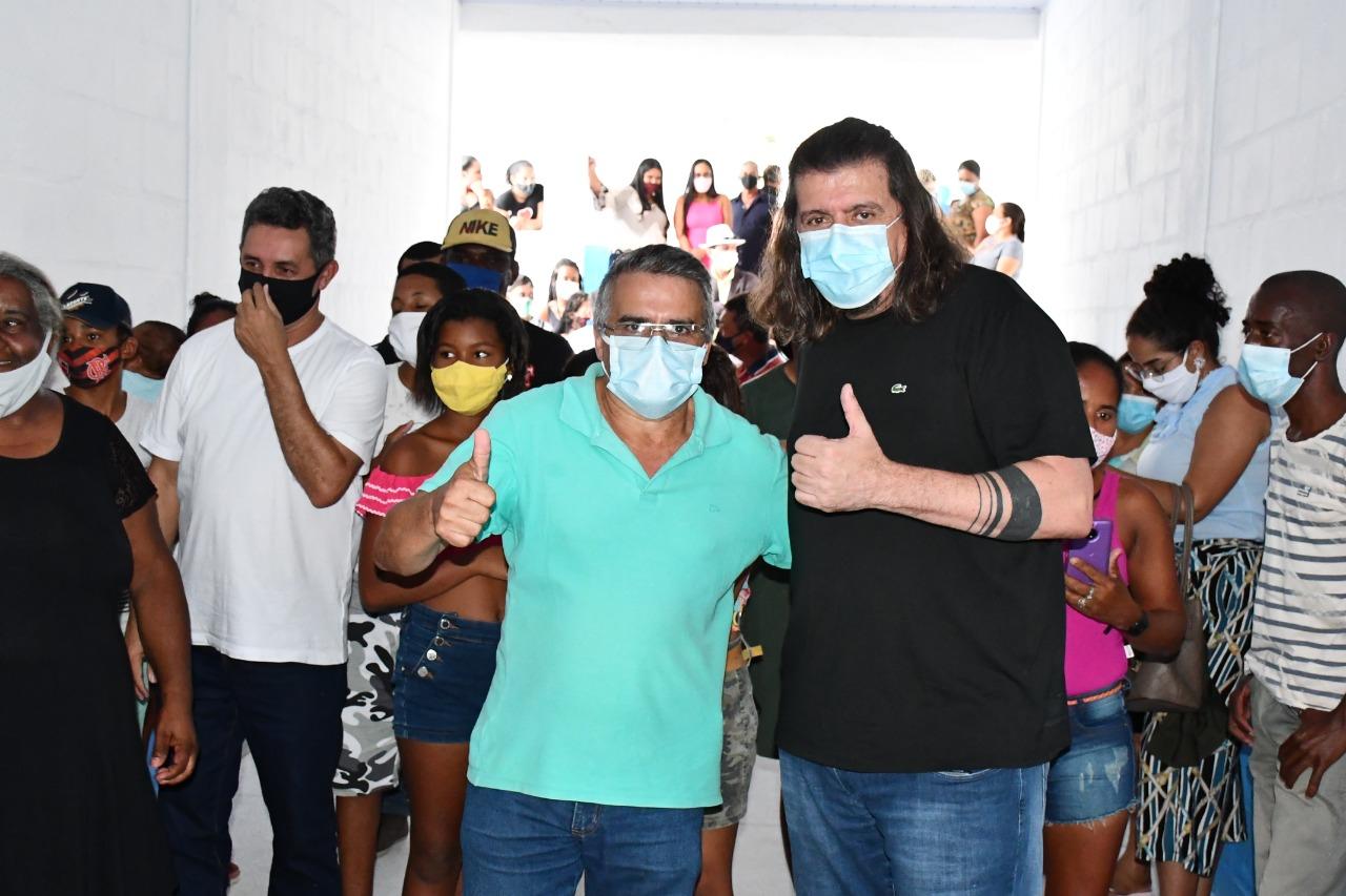 NOVA ESCOLA ATENDERÁ CERCA DE 200 ALUNOS NA COMUNIDADE DE NOVA LIMA