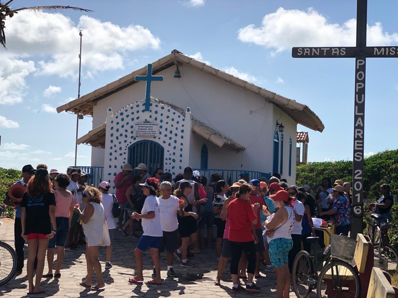 Aniversário do Centro de Convivência do Idoso em São Mateus