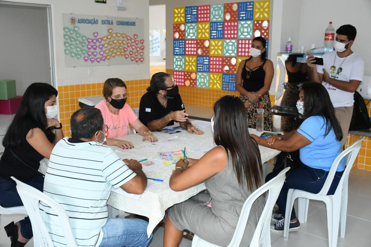 CRIANÇA DO BAIRRO VILA NOVA É CAMPEÃ DO CONCURSO PIARTE DE DESENHOS INFANTIS EM SÃO MATEUS