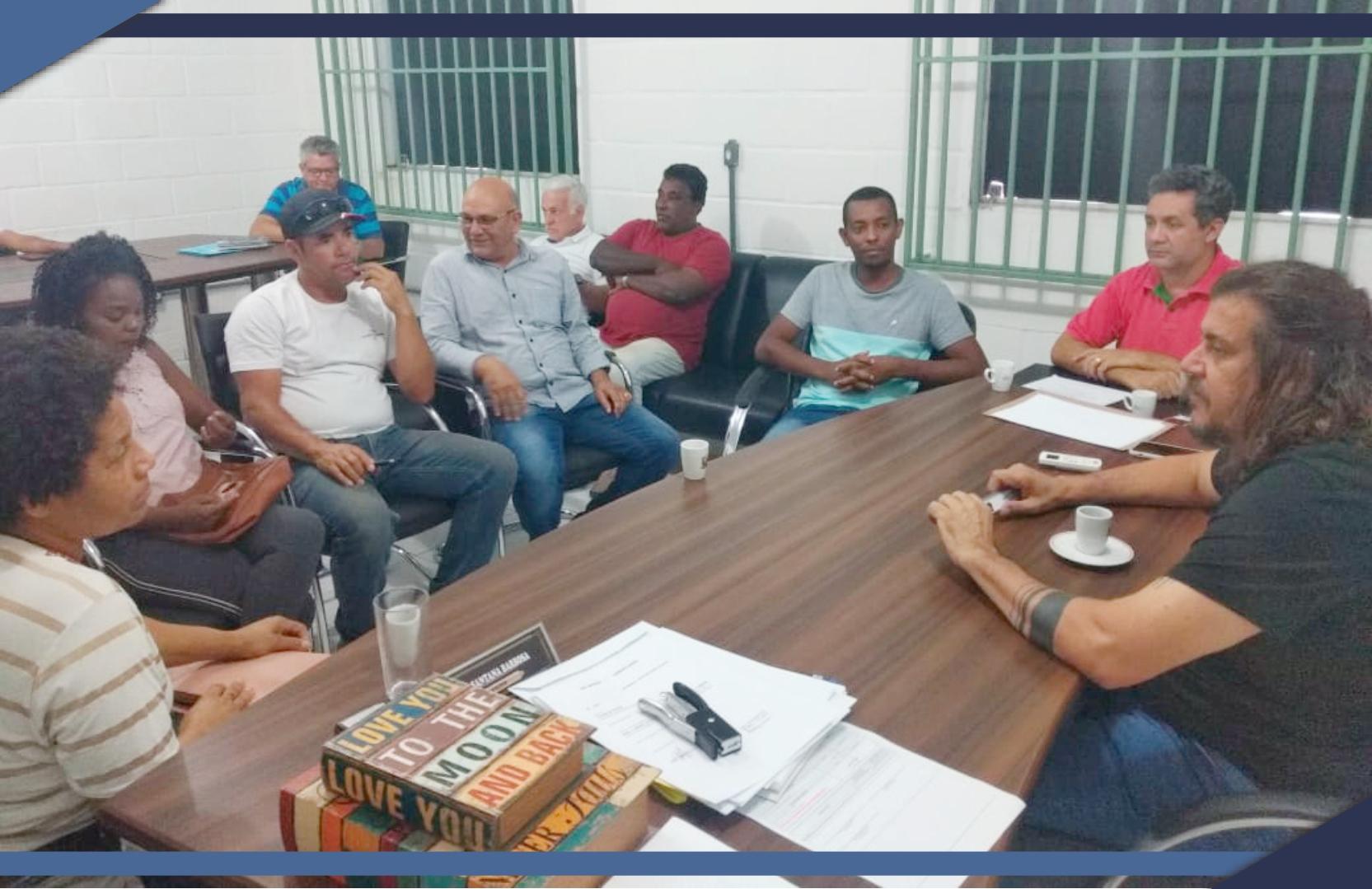 MAIS SEGURANÇA PARA MORADORES DE NOVA ERA, RODOCON E SEAC