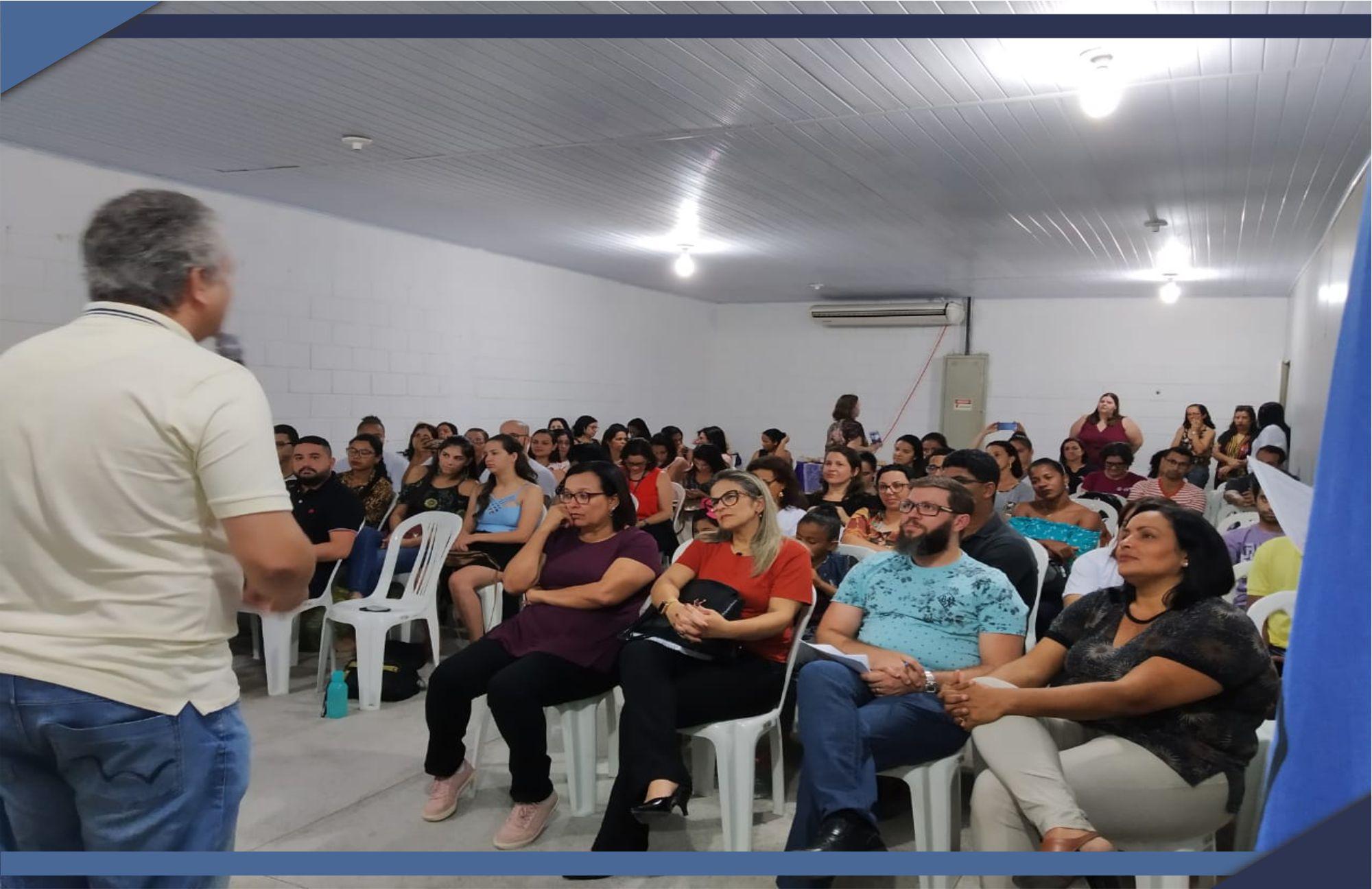 FÓRUM MUNICIPAL DE EDUCAÇÃO DE SURDOS DEBATE INCLUSÃO NA EDUCAÇÃO