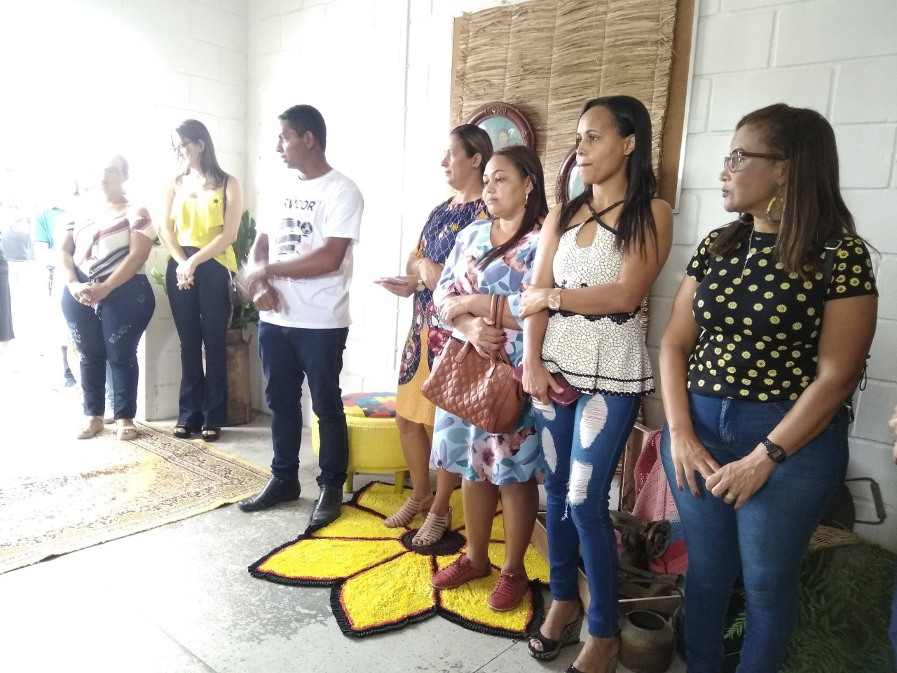 EXPOSIÇÃO DE TRABALHOS DA EDUCAÇÃO DO CAMPO SEGUE ATÉ O DIA 23