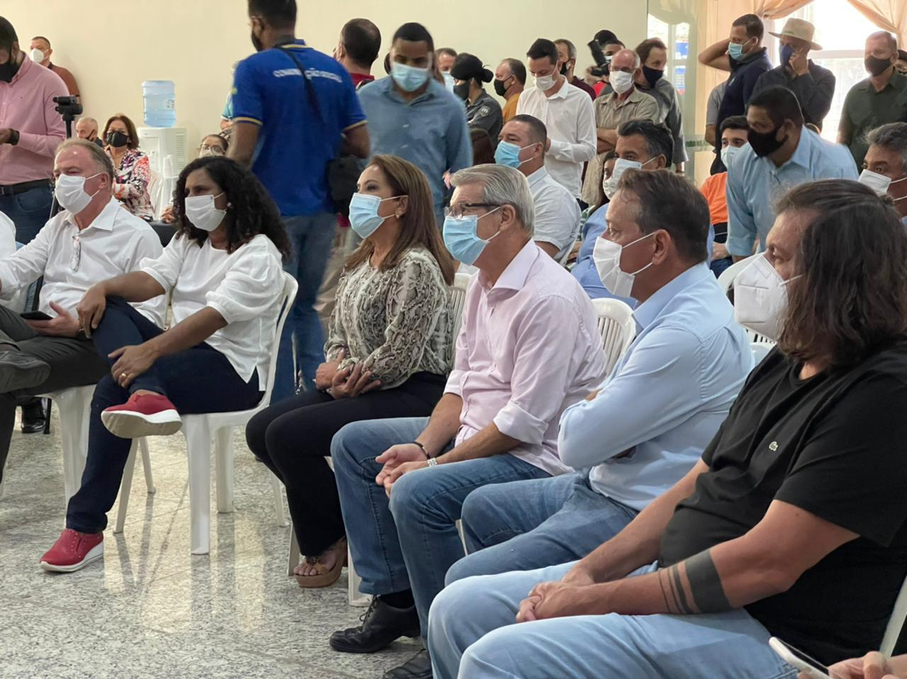 """PREFEITO DANIEL PARTICIPA DO LANÇAMENTO DA """"OPERAÇÃO COLHEITA"""", QUE LEVARÁ MAIS SEGURANÇA AO CAMPO"""