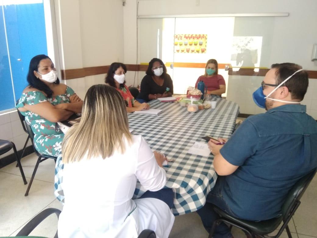 SÃO MATEUS PREPARA PROJETO DE ACOLHIMENTO PARA CUIDAR DA SAÚDE EMOCIONAL DOS PROFISSIONAIS DA EDUCAÇÃO