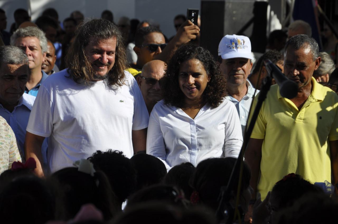 PREFEITURA E GOVERNO DO ESTADO TRAZEM MAIS INFRAESTRUTURA PARA SÃO MATEUS