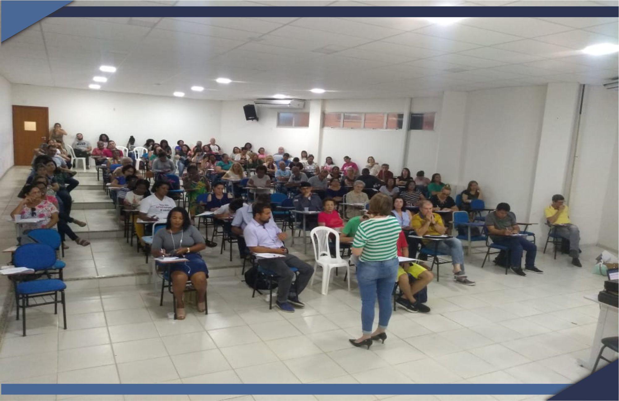 SEMINÁRIO DE POLÍTICAS PÚBLICAS É SUCESSO EM SÃO MATEUS