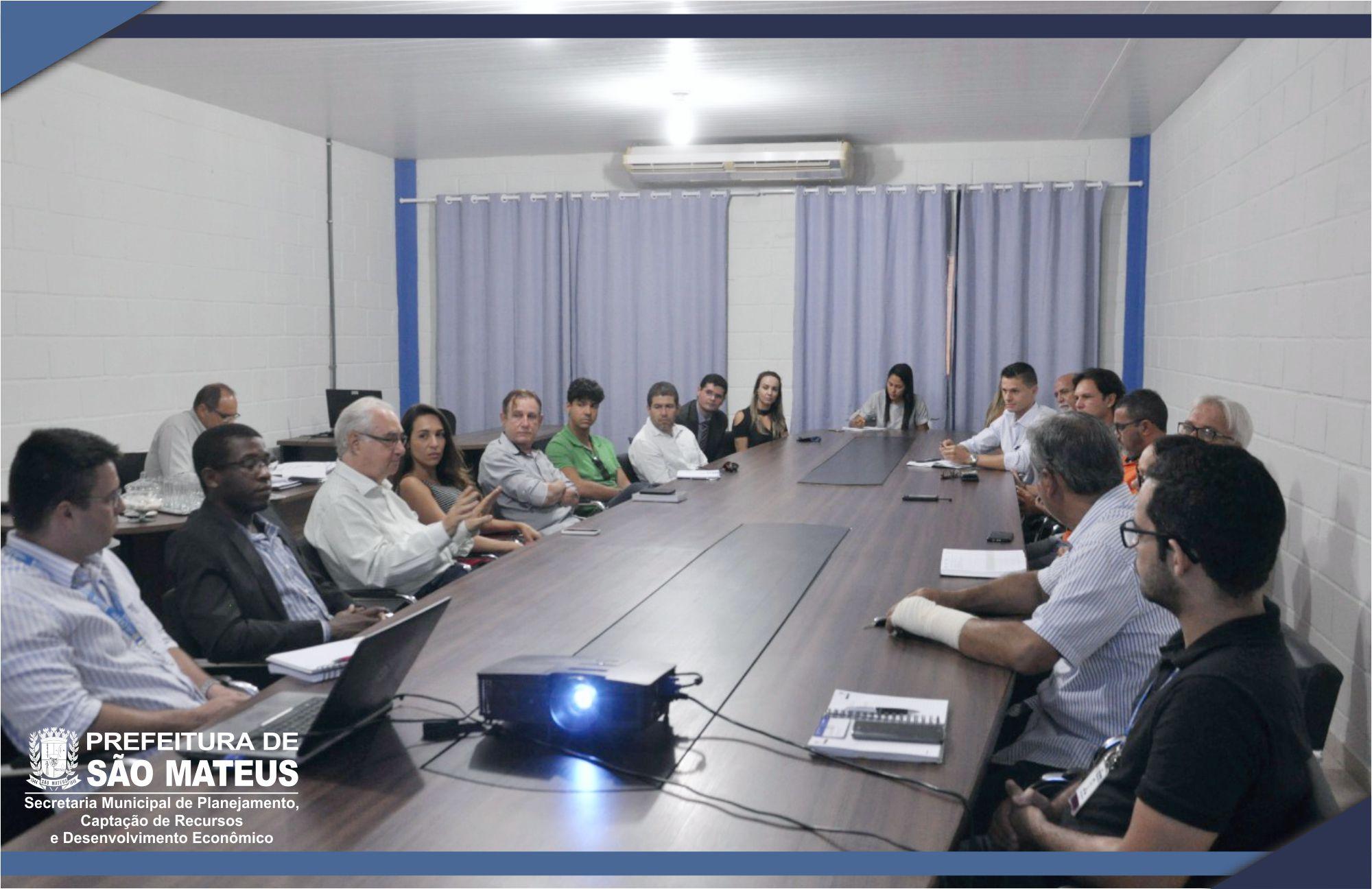 MUNICÍPIO DEBATE INSTALAÇÃO DE  CENTRO DE INOVAÇÃO TECNOLÓGICA