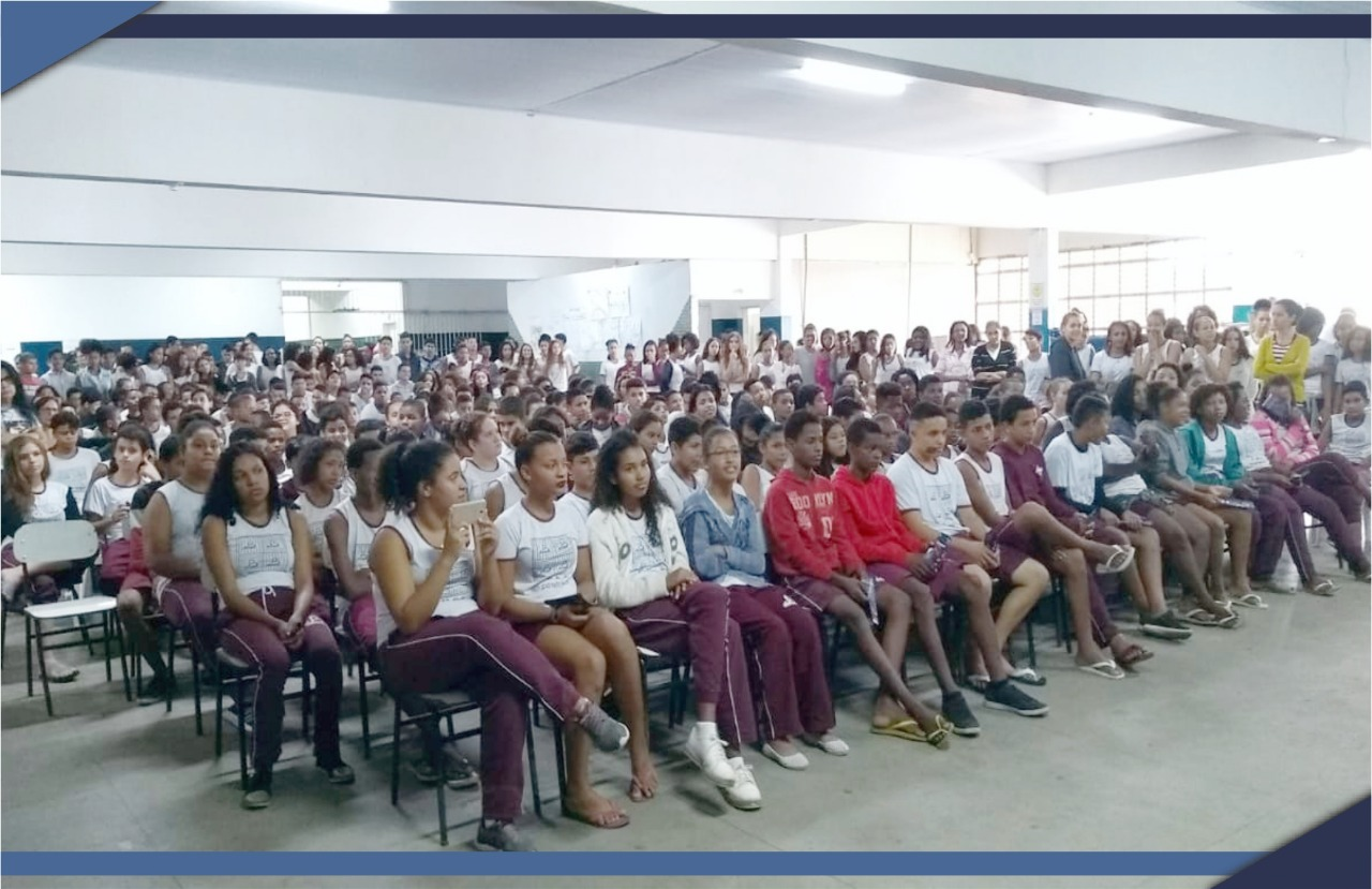 PREPARAÇÃO DE ESTUDANTES DA ESCOLA JOÃO PINTO BANDEIRA PARA O MPT NA ESCOLA E OLIMPÍADAS