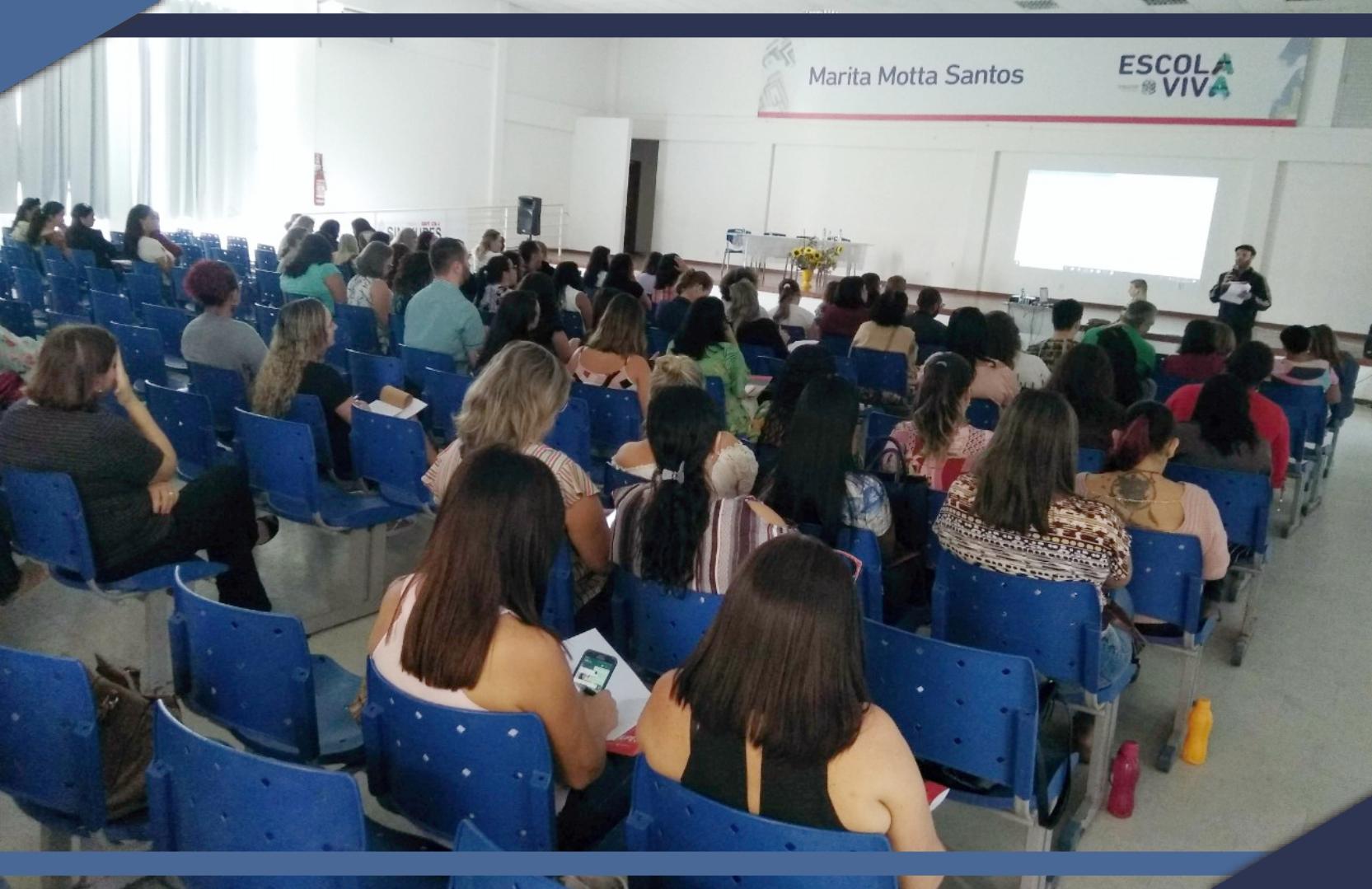 SÃO MATEUS RECEBE FÓRUM ESTADUAL PERMANENTE DA EDUCAÇÃO INFANTIL