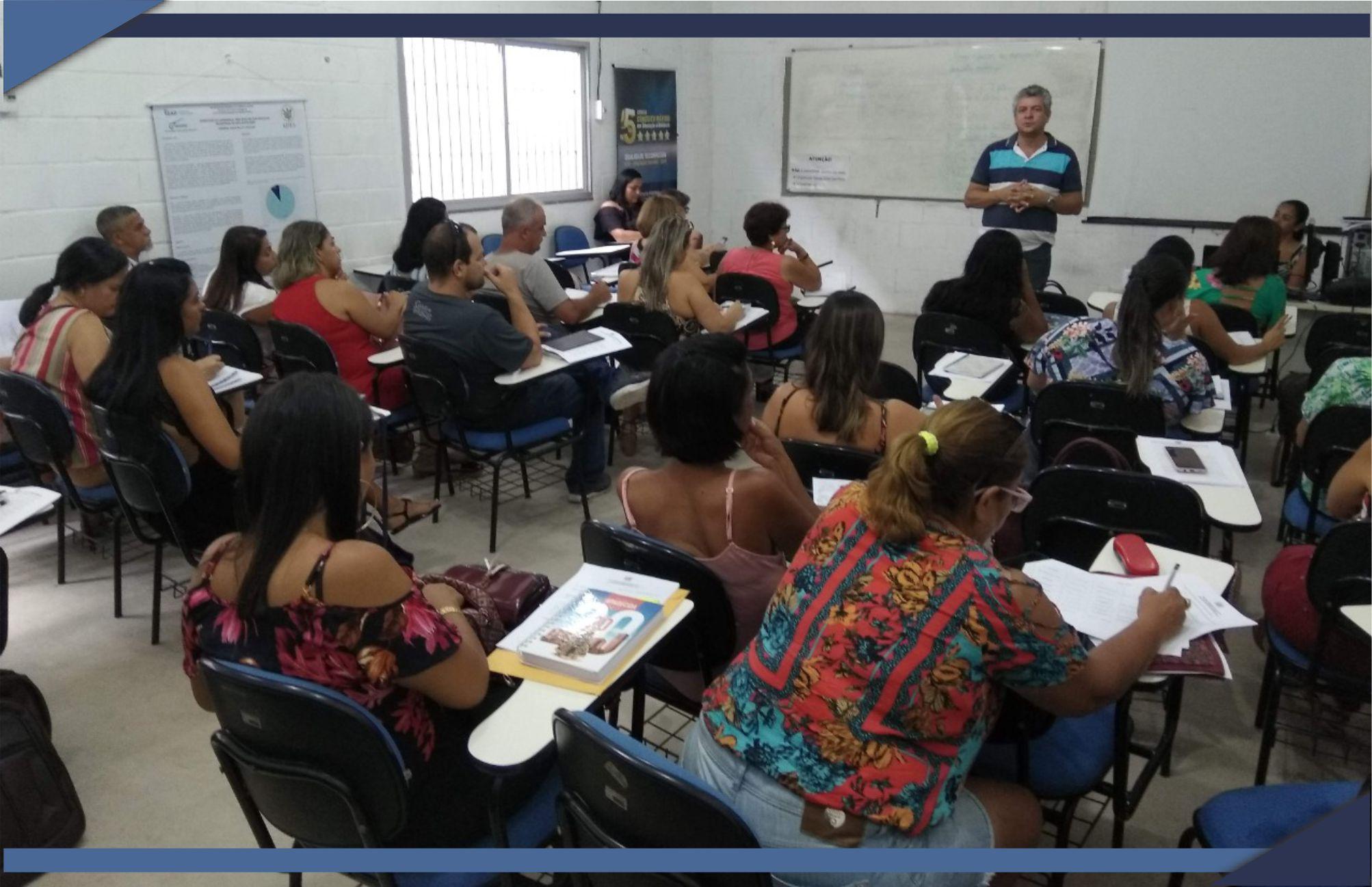 COM REUNIÃO DE DIRETORES, EDUCAÇÃO MUNICIPAL ORGANIZA INÍCIO DO ANO LETIVO