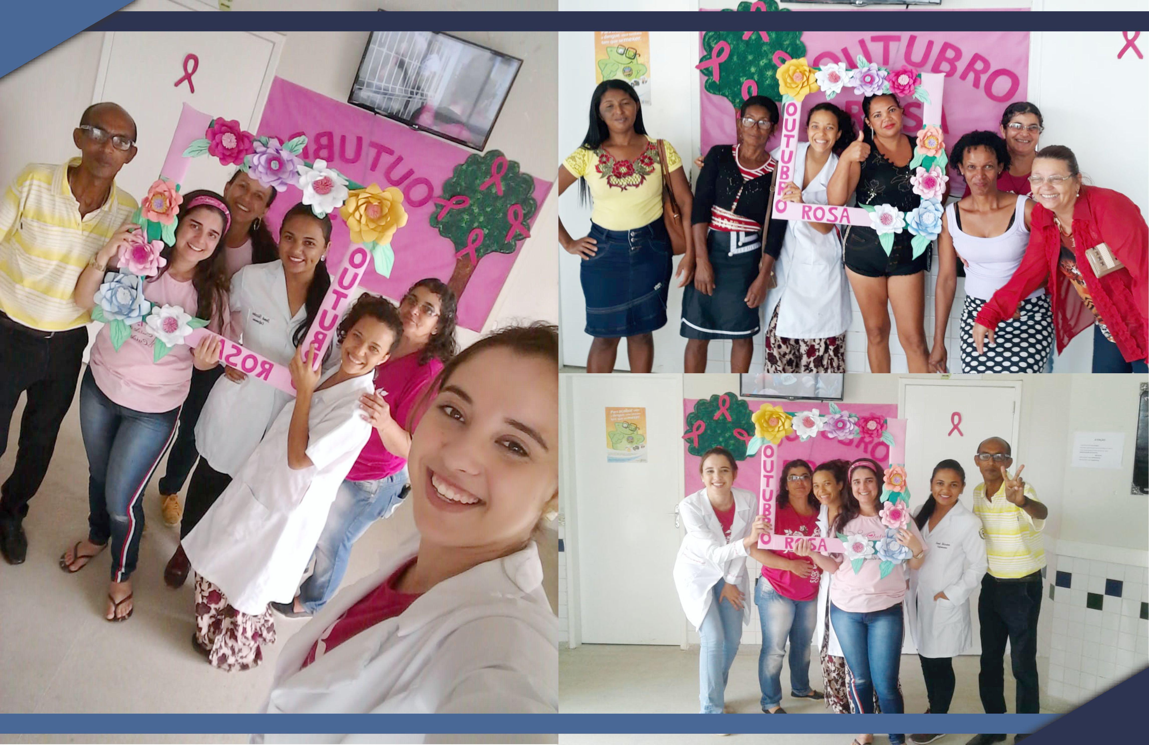 Prefeitura de São Mateus realiza ações itinerantes durante Outubro Rosa